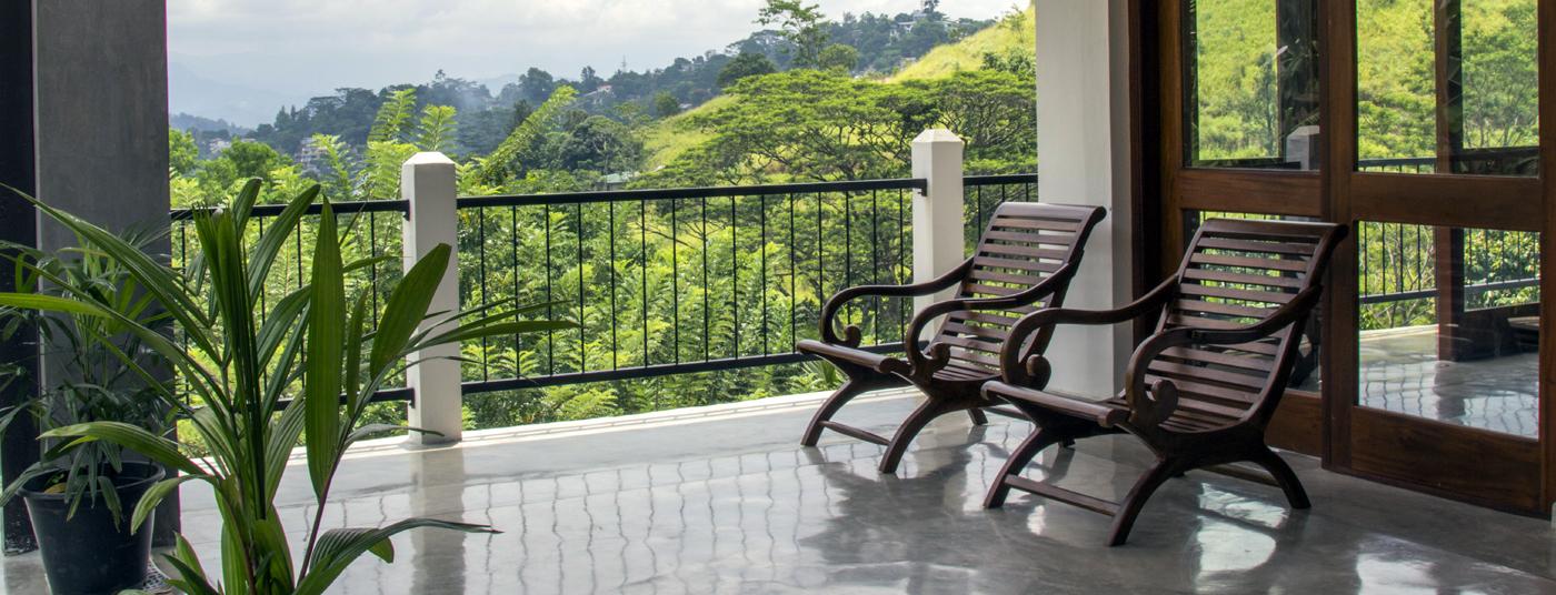 Hanthana House - Kandy